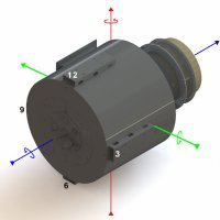 LxE Low Nox Burner Mounting Positions